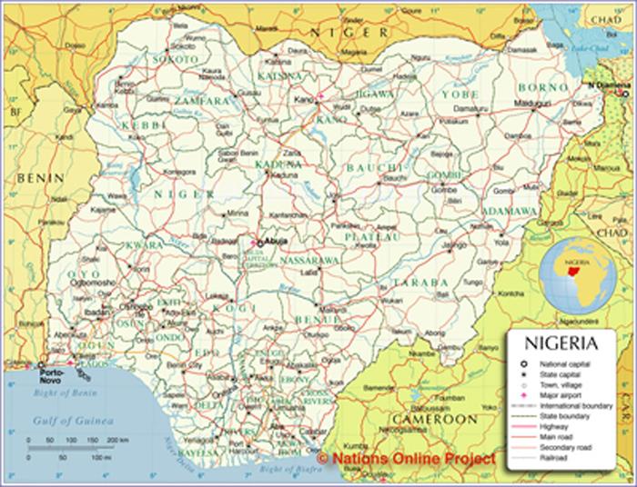 mapa-nigeria